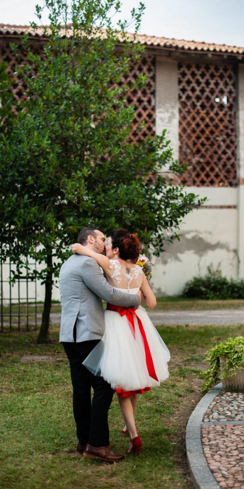 Fotografo Matrimonio a Cascina Boscaccio Gaggiano Milano