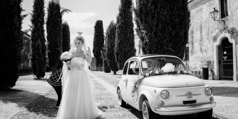 Fotografo di Matrimonio alle Cantorie di Gussago Brescia