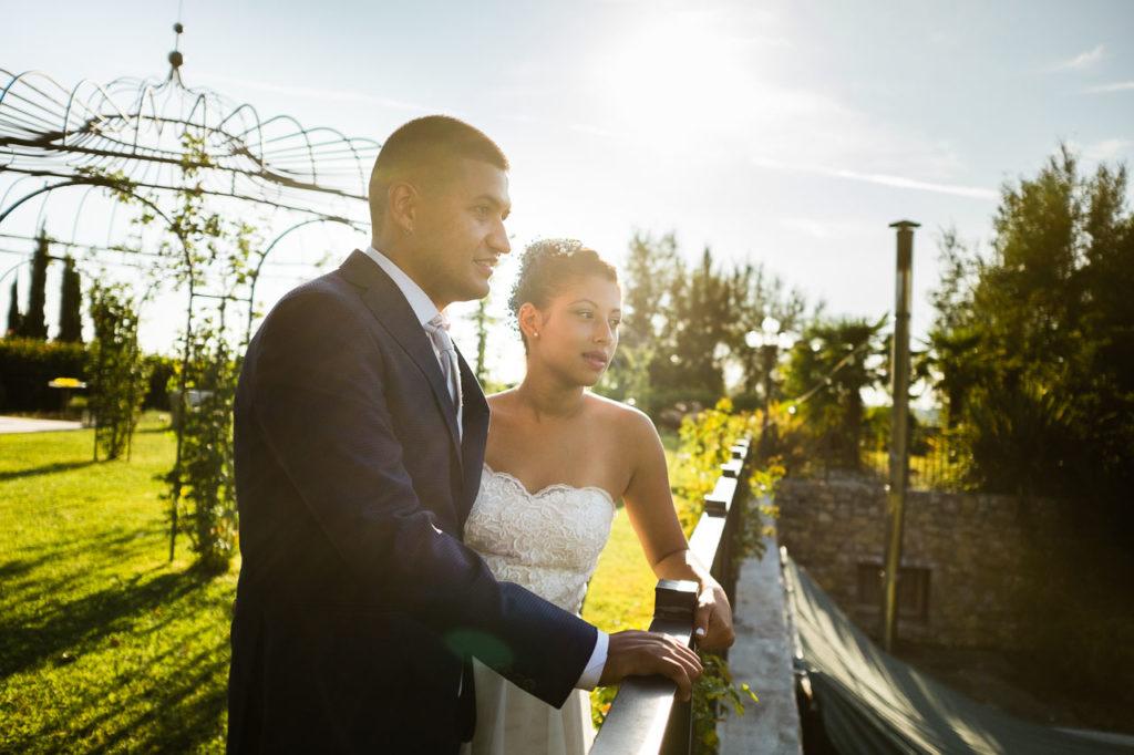 Fotografo di Matrimonio alla Rocca di Rodengo Saiano