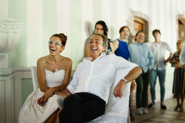 Fotografo di matrimoni a Salò